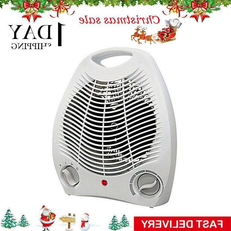 1500w portable electric space heater fan forced
