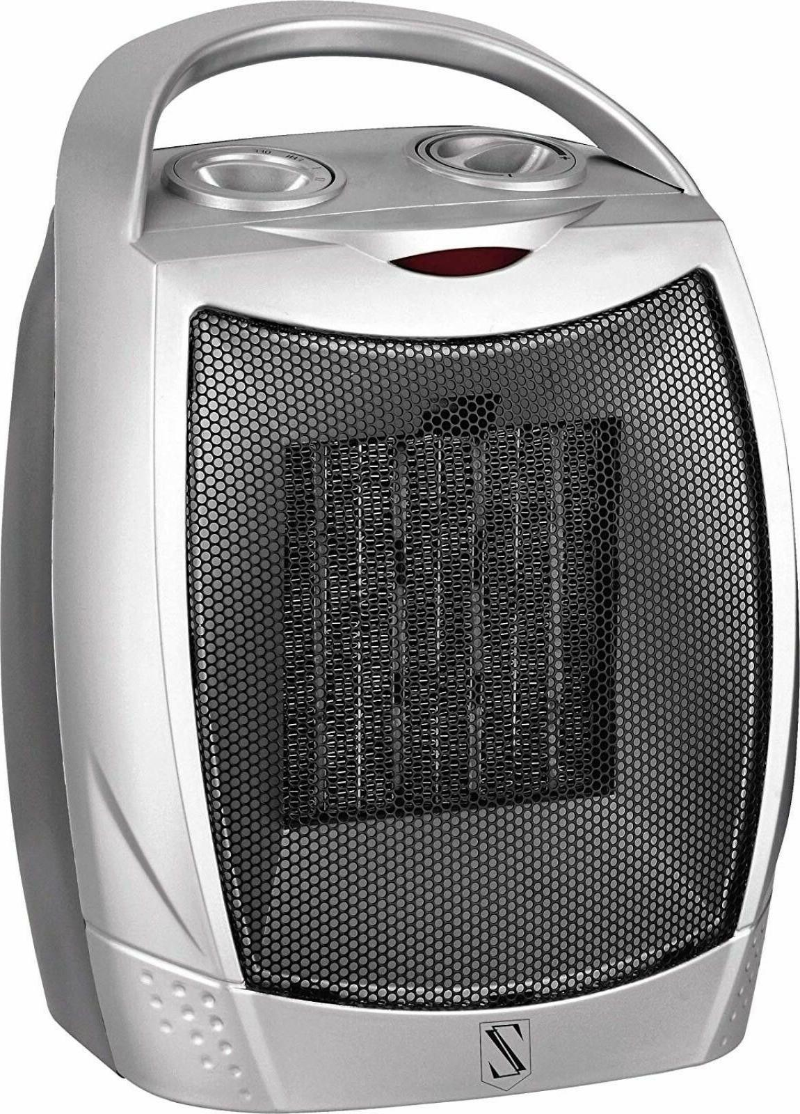 1500w portable space heaters electric oscillating ceramic