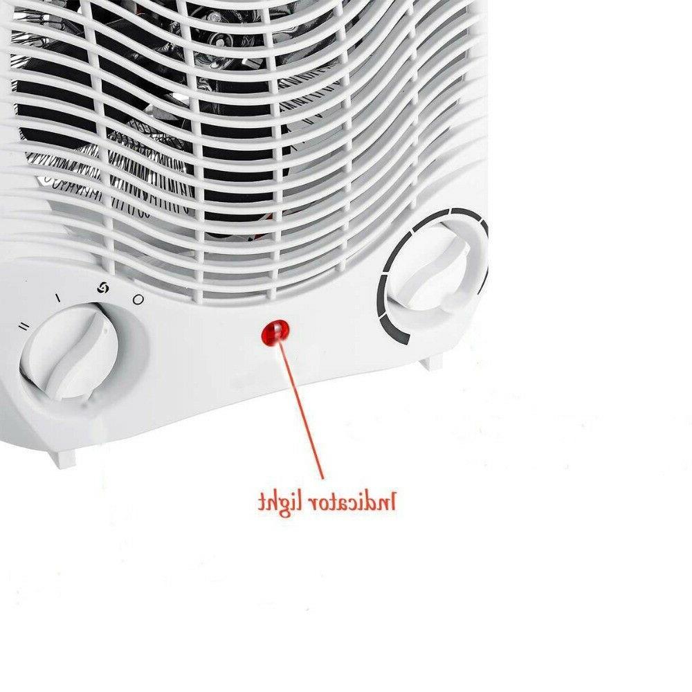 1500W Heater Fan Forced Thermostat