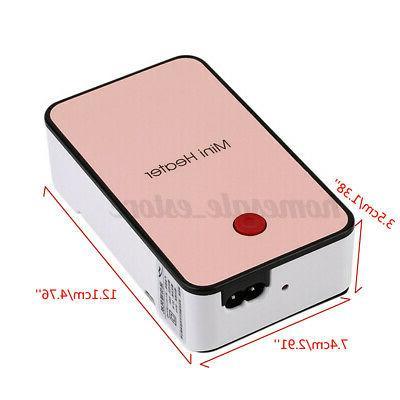50W Portable Mini Fan Office Winter Warm Space Heater