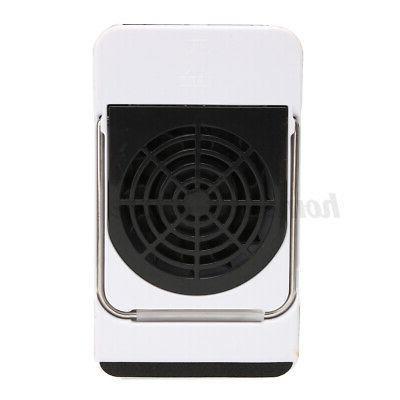 50W Portable Fan Desktop Winter Space Electric Heater