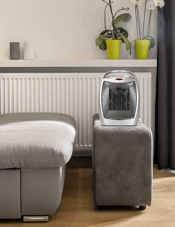 Ceramic Heater Adjustable