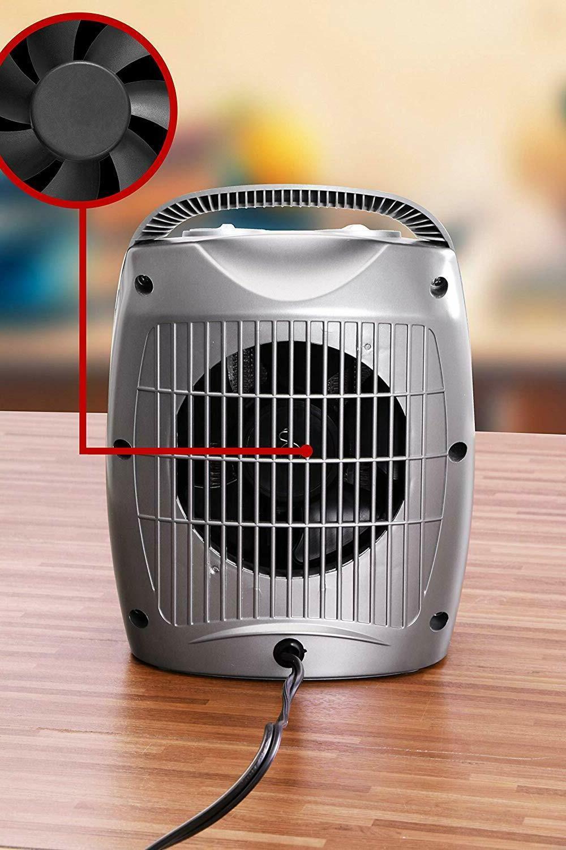 Ceramic Space Heater Adjustable