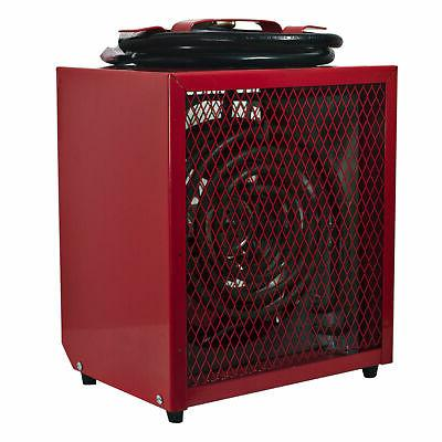 comfort zone portable industrial heater