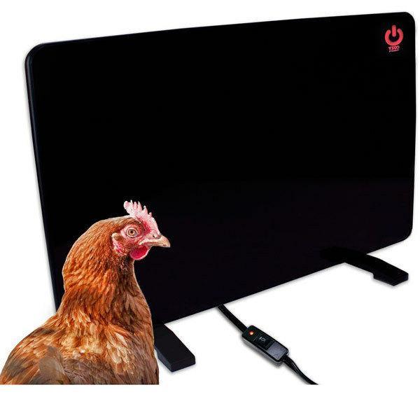 coop chicken coop heater 200 watt safe
