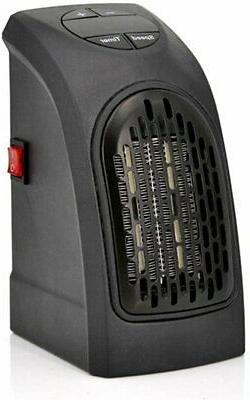 Cozy Place Cordless Plug In Warm Room Space Heater 350W Powe