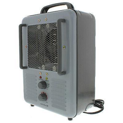 Comfort Portable Electric Utility Heater Fan