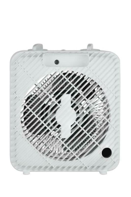 Electric Fan-Forced 1500w Heater Cool