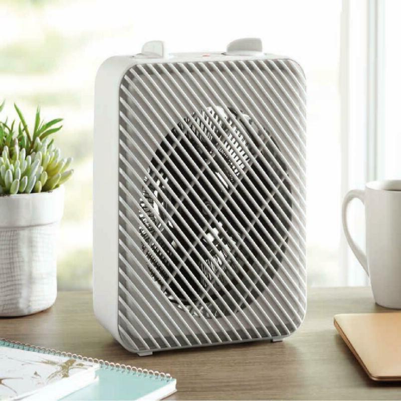 electric fan forced 1500w space heater 3
