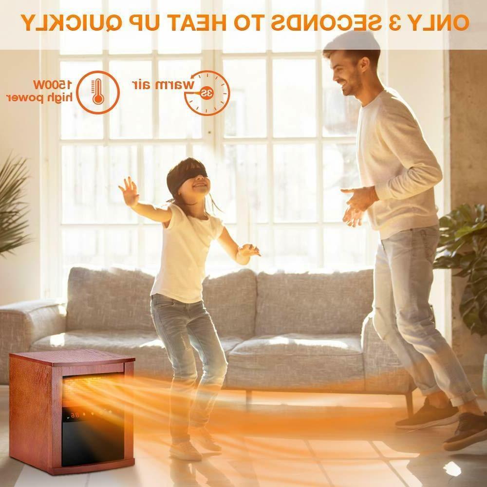 Air Choice Heater w/ Remote