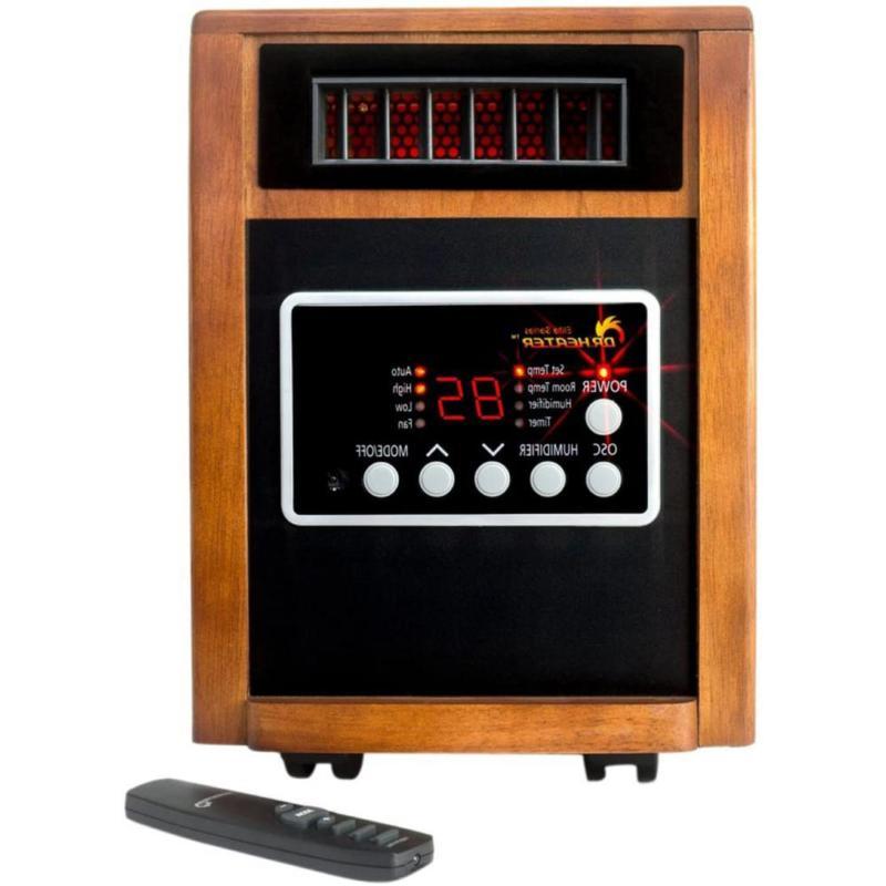 Elite Series 1500-Watt Dual Heating Heater