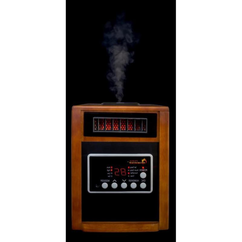 elite series 1500 watt dual heating system