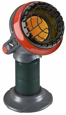 Mr. Heater F215120 Portable Little Buddy Propane Space Heate