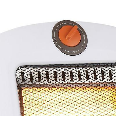 Brentwood H-Q1000W 1000-Watt Space Heater, White