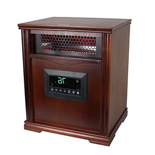 LifeSmart Watts Infrared Portable Heater