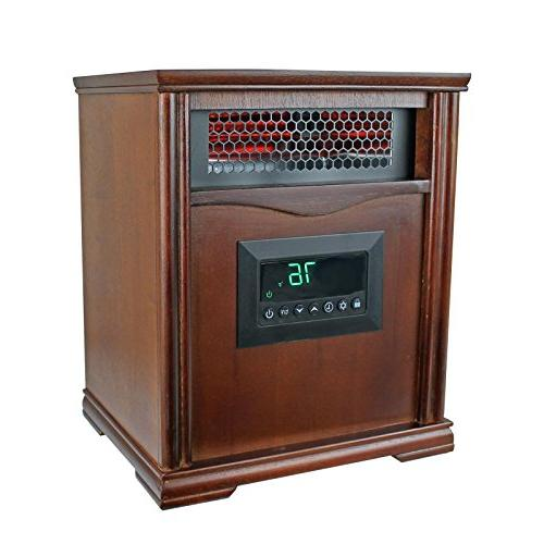 LifeSmart Watts Quartz Portable Heater