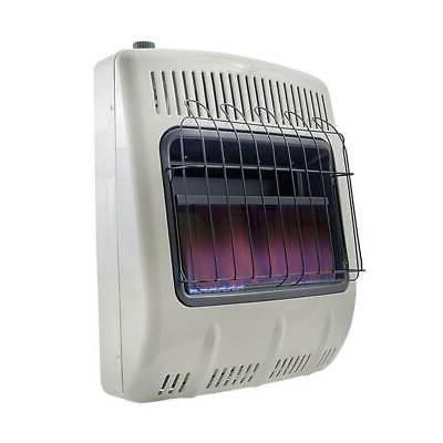 Mr Vent Free Blue Flame Natural Gas Heater
