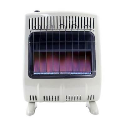 Mr Heater 20000 BTU Vent Natural Gas Heater