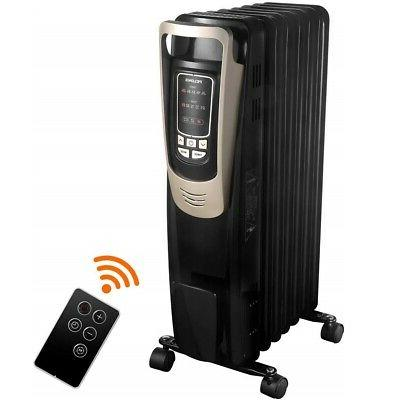 oil filled radiator portable space heater