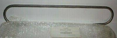 "Space Heater Aluminum bar 23"""