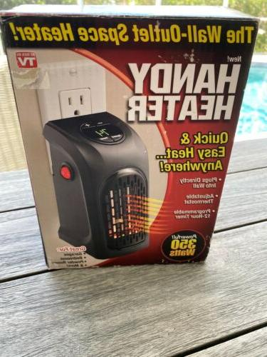 plug in the wall space heater 350