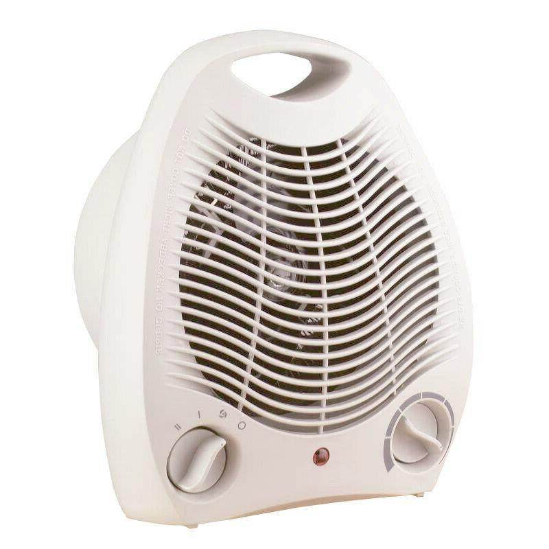 portable electric space heater 1500w forced adjustable