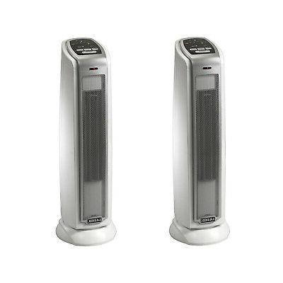 portable electronic thermostat ceramic tower