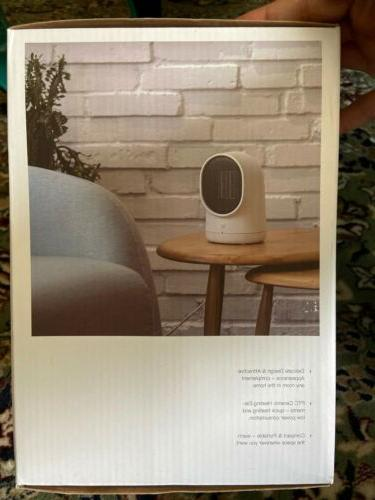 Portable Space Heater Electric Air Mini For Winter Home Warm