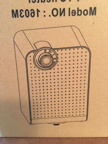 PTC Air Portable Heater in Box!
