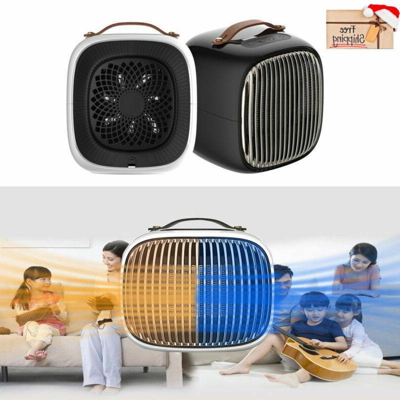 small portable electric space heater 1000 watt