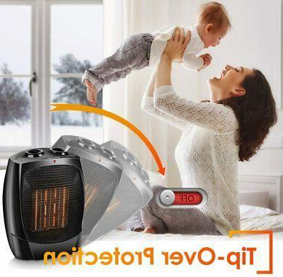 Air Choice Space 1500W Portable Heater, Up 190 sqft