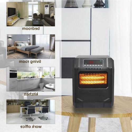 ZOKOP Quartz Portable Space Heater