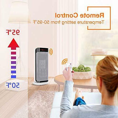 Air Tower Space Heater with Modes