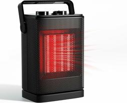 Mini Electric Heater for Office Desk Home Bedroom Indoor Use