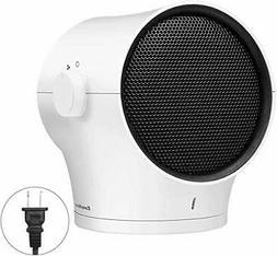 EasyAcc Mini Space Heater Air Heater Portable Electric Heate