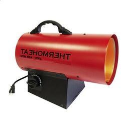NEW 43,000 BTU Forced Air LP Liquid Propane Portable Space H