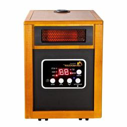 NEW Dr. Infrared Heater DR-968H Portable Space Heater with H