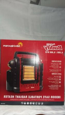 New Mr Heater MH9BX Portable Buddy Indoor Safe Propane Space