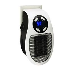 NEW Soleil Personal Electric Ceramic Heater MH-04W, White, S