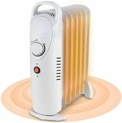 Oil Filled Radiator Heater Portable Space Heater Overheat Sa