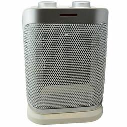 andily Oscillating Ceramic Space Heater and Fan for Home and