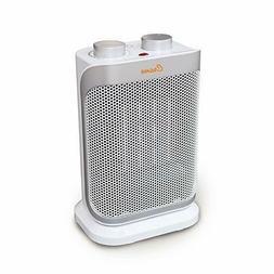 Crane USA Oscillating Mini Tower Heater, 10 Inch
