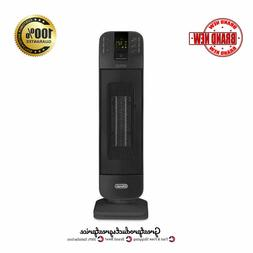 Portable Ceramic Tower 5,120-BTU Electric Space Heater with