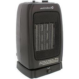 Comfort Zone Portable Electric Ceramic Oscillating Indoor Sp