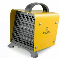 Portable Little Electric Space Heater 1500W Utility Air Fan