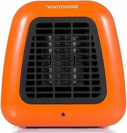 Portable-Mini Ceramic Electric Space Heater 400-Watt Office