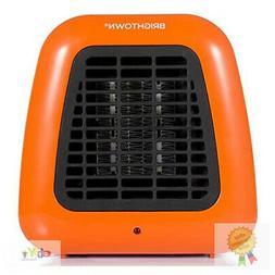 Portable-Mini Ceramic Electric Space Heater 400-Watt Office
