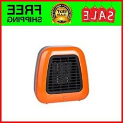 Portable-Mini Heater 400-Watt Personal Ceramic Space Heater