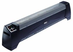 Digital Low Profile Heater Blk
