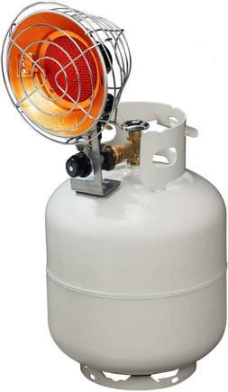 Propane Space Heater Tank Top Portable Indoor/Outdoor Single